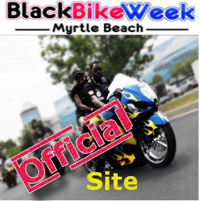 Official Black Bike Week Website